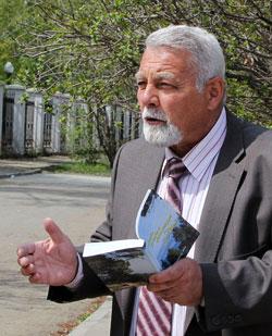 Изислав Лившиц (фото с сайта: irksib.ru)
