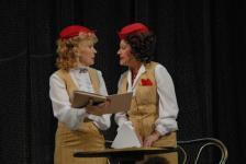 Эмма Николаевна слева