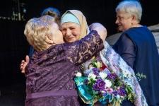 Земляки Распутина на премьерном показе спектакля «Прощание с Матёрой»